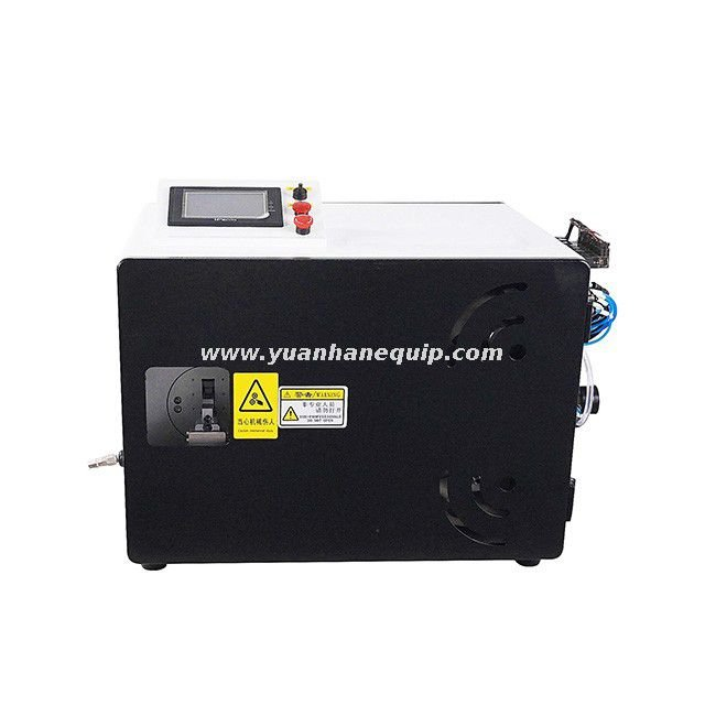 Copper Foil Tape Wrapping Machine for Wire and Cable