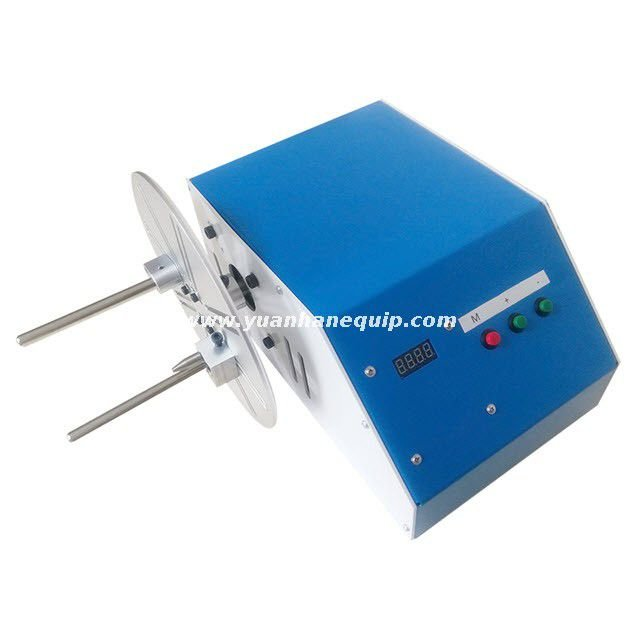 Flat Noodle Braided Cable Spool Winding Machine