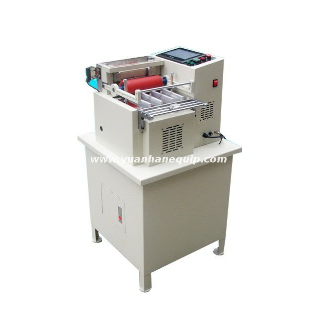 Hot and Cold Webbing Tape Cutting Machine