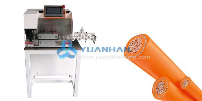 Wire, Cable and Tubing Cutting Machine YH-QC300