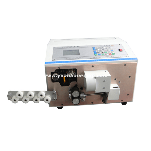 Wire Cutting Stripping and Bending Machine