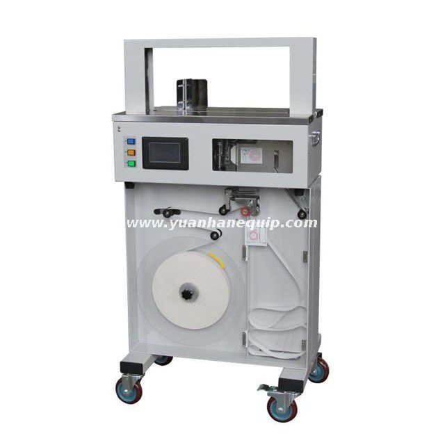 Automatic Paper Band OPP Film Strapping Machine