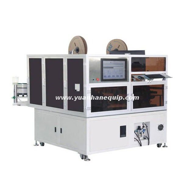 Fully Automatic Cable Double-end Housing Shell Inserting Machine