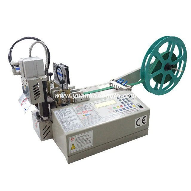 Rotary Woven Tape Cutting Machine-5 Shapes