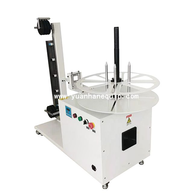 Infinitely Variable Speed Cable Feeder System
