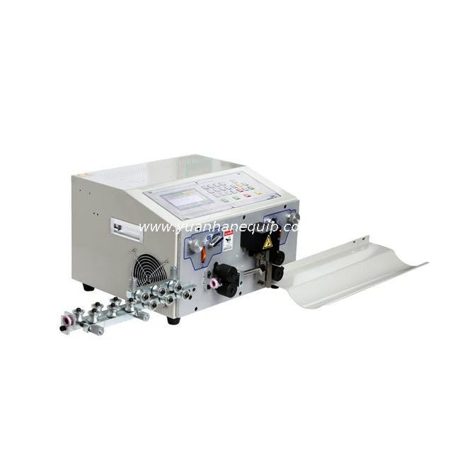 4-wheel Drive Cable Cutting and Stripping Machine