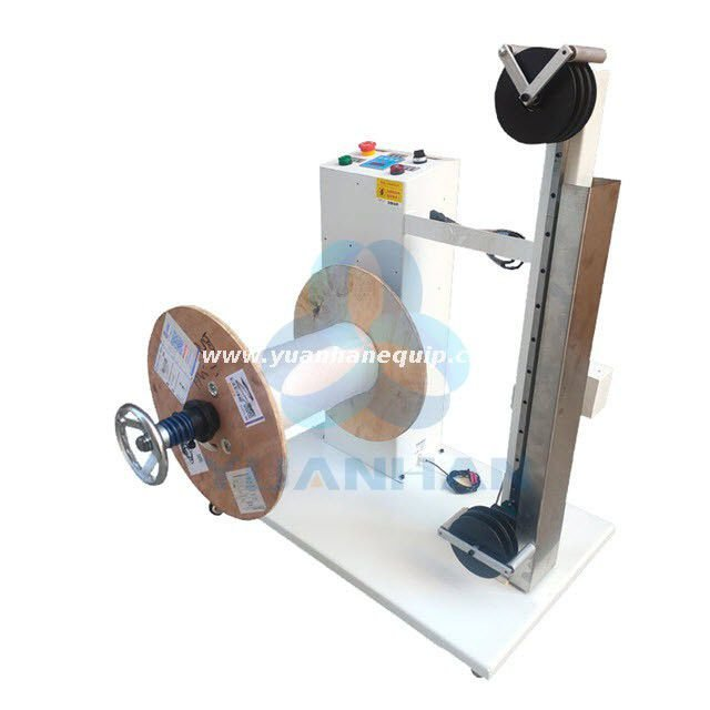 Automated Wire Pay-off Machine