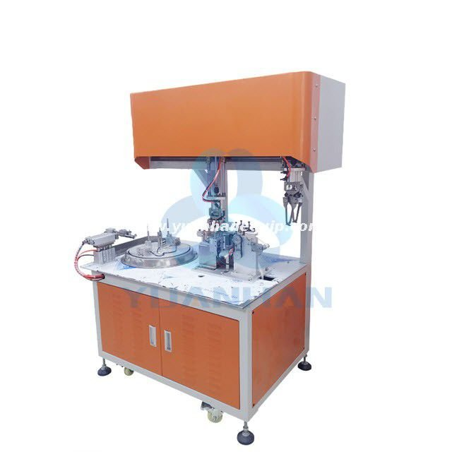 Automatic Cable & Hose Winding and Banding Machine