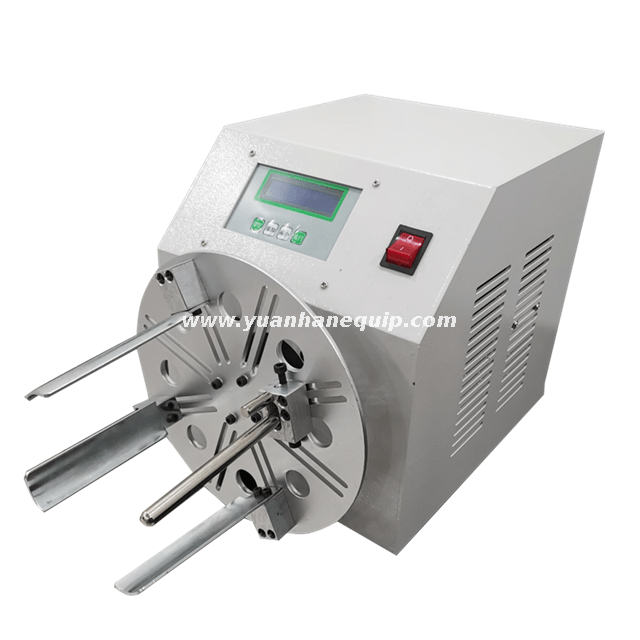Cable and Wire Coil Winding Machine