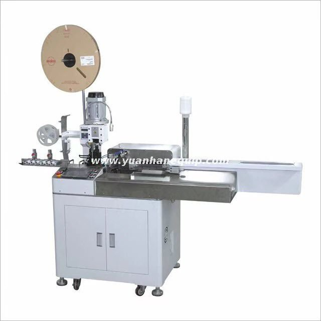 Five-wire Stripping Tinning and Crimping Machine